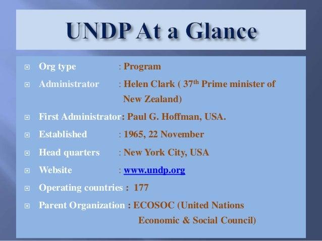 UNDP Slide 3