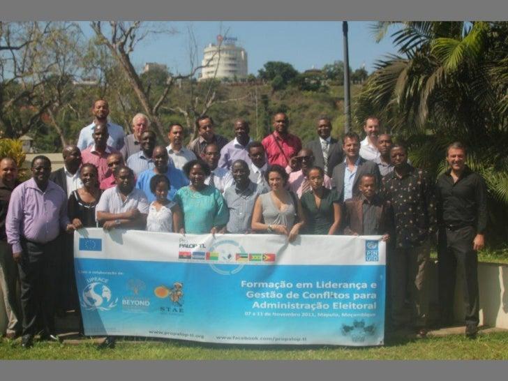 UNDP Leadership Beyond Boundaries November 2011 Values Explorer