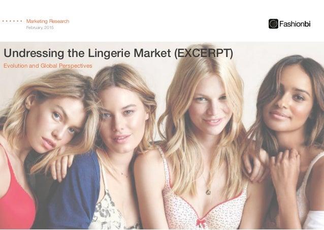 Lingerie Market Share 121