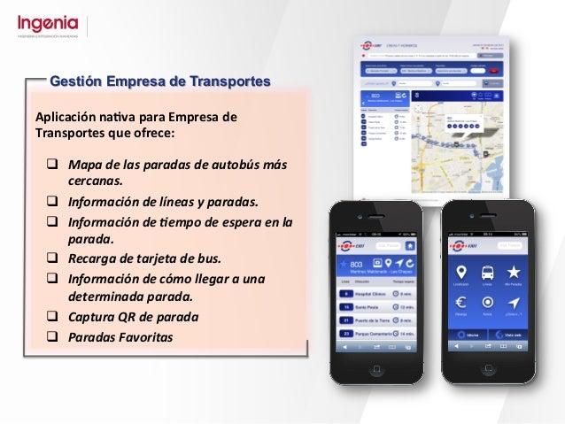 Gestión Empresa de Transportes