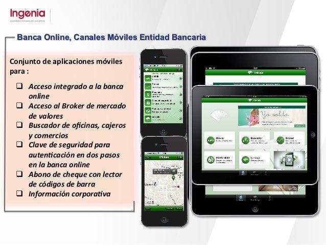 NUBANKTM   Banca Online, Canales Móviles Entidad Bancaria