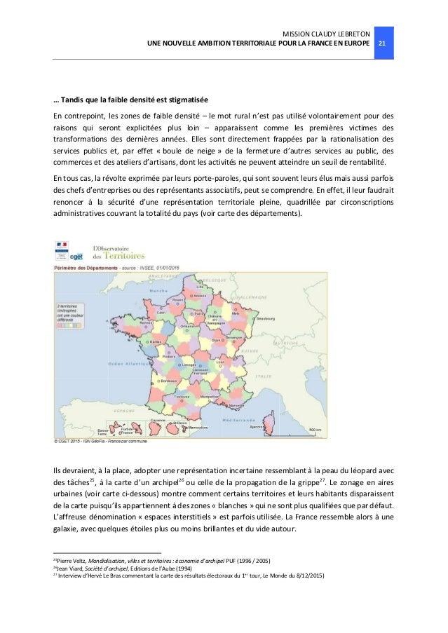 2emes rencontres territoriales de la cohesion urbaine
