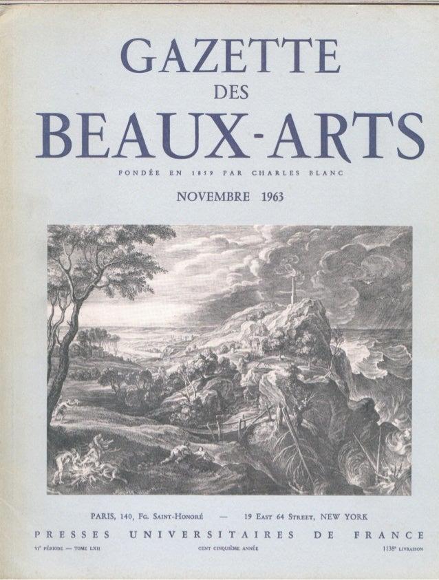 Une collection française de rubens au xvi ie siècle le cabinet du duc de richelieu décrit par r. de piles (1676 1681)