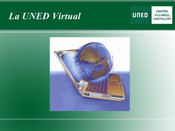 La UNED Virtual