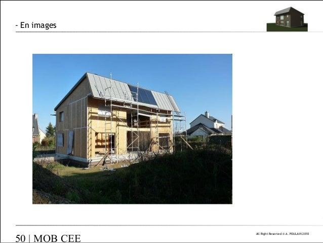Construire une maison bois bbc for Construire sa maison bbc