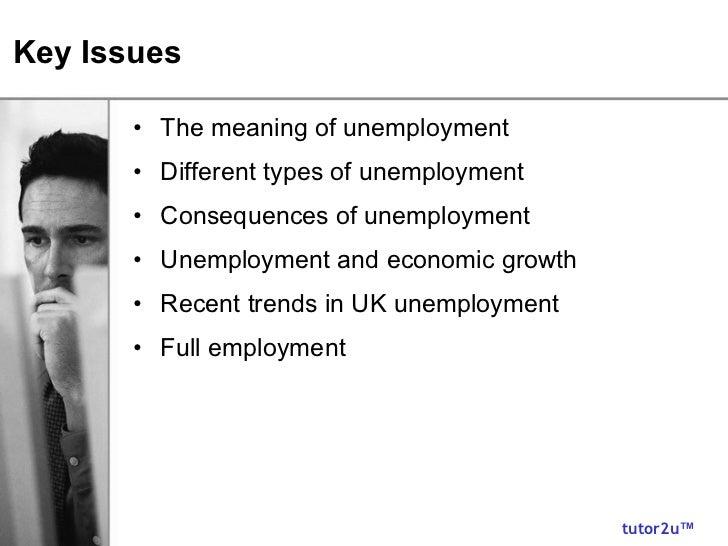 Unemployment Slide 2