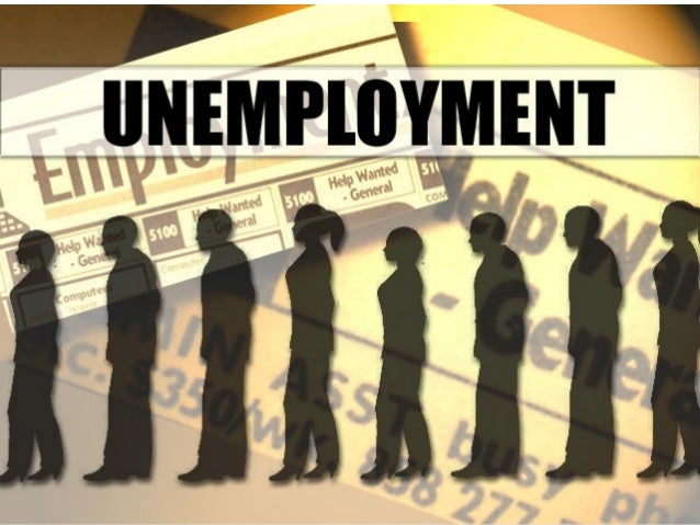 What is UnemploymentGeneral Sense - Unemployment means lack of jobs even for those who are able and willing to work at th...