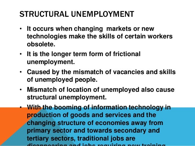 unemployment and poverty Unemployment in namibia: measurement problems,  unemployment in namibia: measurement problems, causes & policies  labour productivity & poverty.