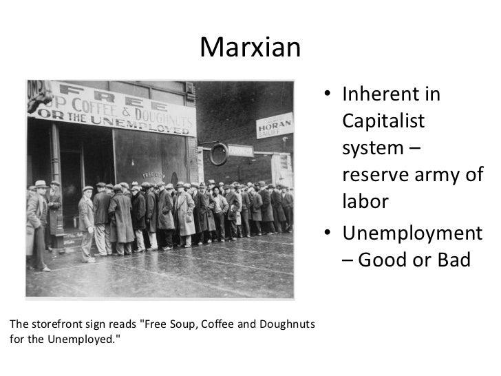 marxian unemployment