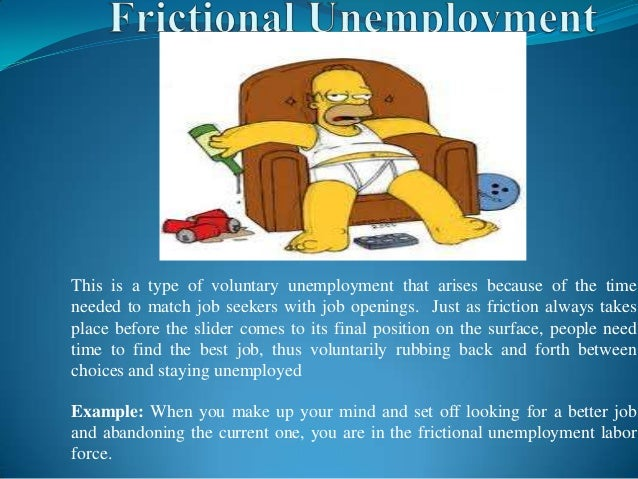 structural unemployment example