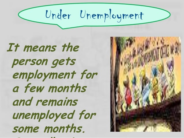 unemployment in india Unemployment is one of the biggest problems of modern india this essay on  unemployment discusses the causes of unemployment and its.