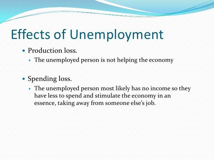 Unemployment Presentation