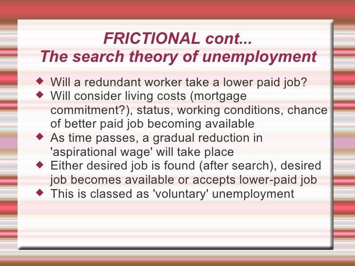 Unemployment types Slide 3