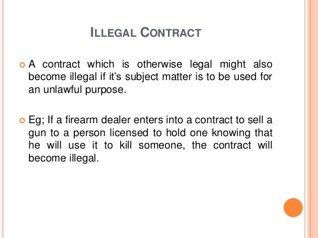 void and illegal contracts Contracts void by statute  contracts illegal by statute on formation  remedies in contract law limitation periods contract law.