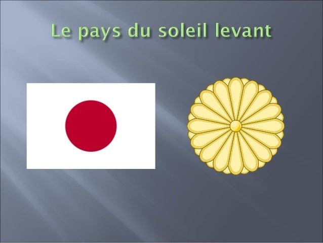 Une petite histoire du japon Slide 2