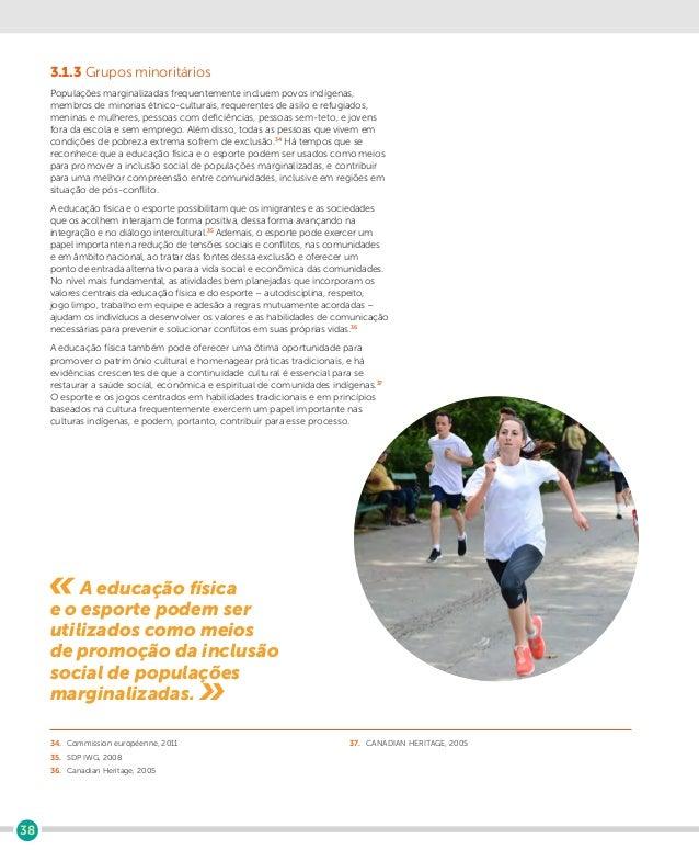 Unesco educação física de qualidade bd51875482d3b