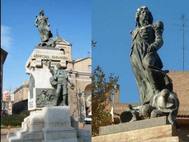 A Agustina de Aragón ZARAGOZA