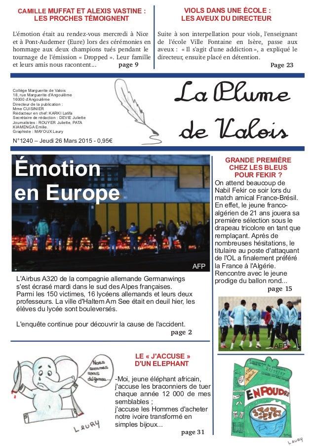 Suite à son interpellation pour viols, l'enseignant de l'école Ville Fontaine en Isère, passe aux aveux : « Il s'agit d'un...