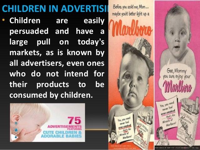 Unethical advertisements