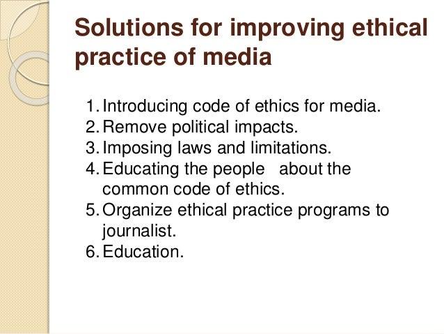 Behavioral ethics