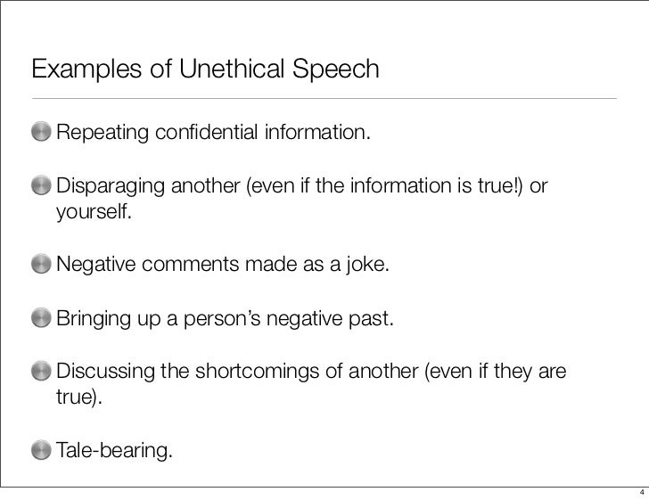 Solved: select three of the examples of unethical behavior on p.