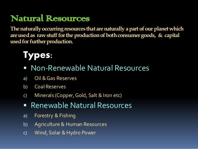 """natural resources of pakistan The provinces argue that article 172(3) of the constitution, as revised under the  18th amendment, stated that """"mineral oil and natural gas within."""
