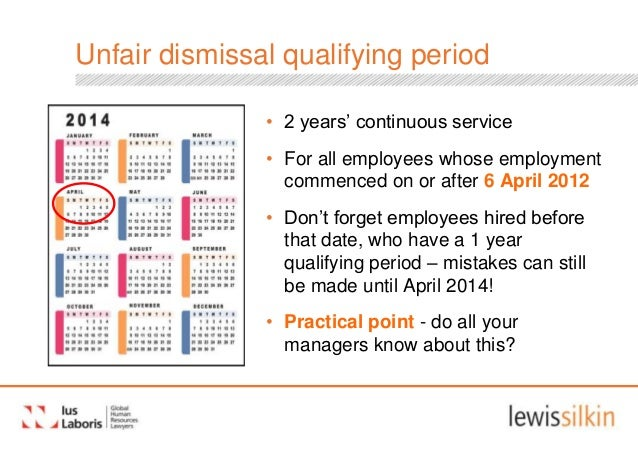 unfair and wrongful dismissal essay Unfair dismissals acts, 1977 to 2005 explanatory booklet this book is intended to give a general guidance to employers and employees about the unfair dismissals acts.