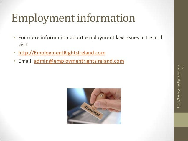 functions of the irish labour relations Information on the workplace relations commission, its administration and functions.