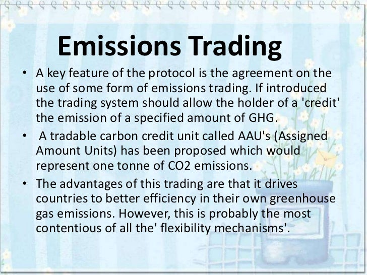 The EU Emissions Trading System explained