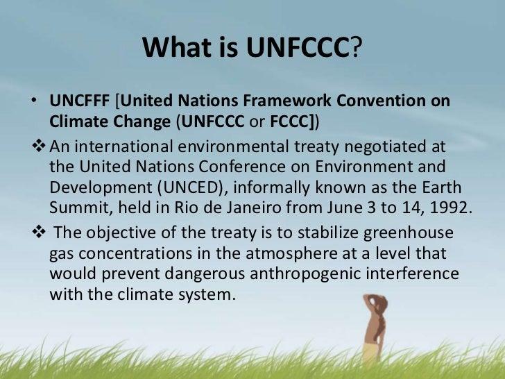 Unfccc Kyoto Protocol Montreal Protocol Pollution International C