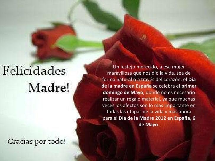 Un festejo merecido, a esa mujer  maravillosa que nos dio la vida, sea deforma natural o a través del corazón, el Díade la...