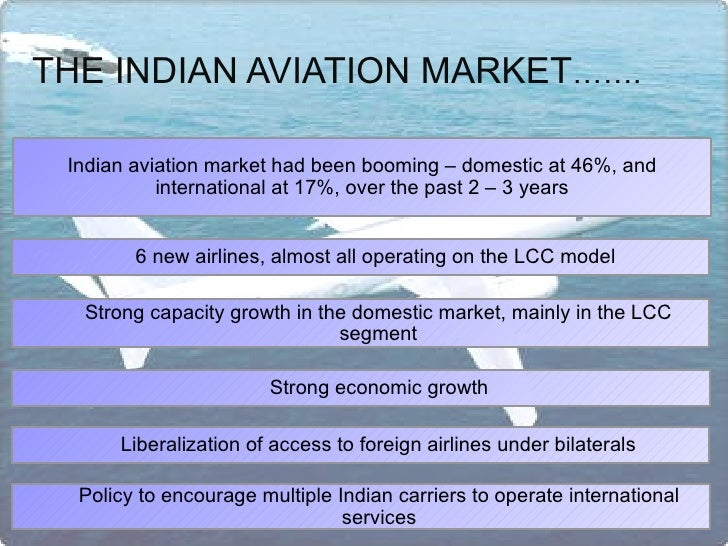 marketing in indian aviation sector Indian aviation industry, aviation sector in india - know about the  by oag, the  official airline guide, one of the market leaders in aviation.