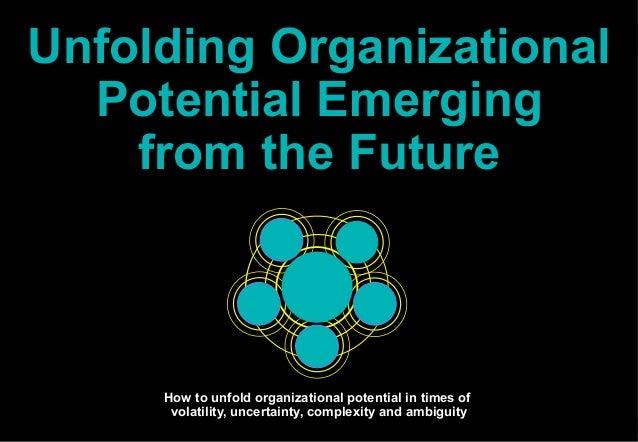 © Stefan Götz fon +49 179 29.28.382 www.stefan-goetz.com 1 Unfolding Organizational Potential Emerging from the Future How...