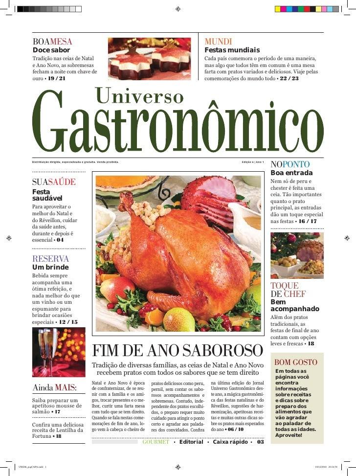 Universo Gastronômico