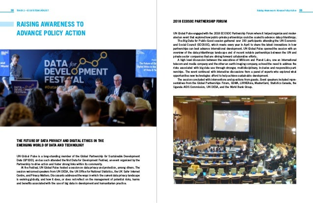 38 39TRACK 2 – ECOSYSTEM CATALYST Raising Awareness to Advance Policy Action RAISING AWARENESS TO ADVANCE POLICY ACTION TH...