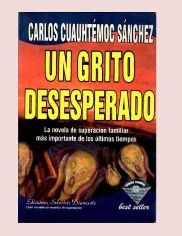 DESCARGAR UN GRITO DESESPERADO DE CARLOS CUAUHTEMOC