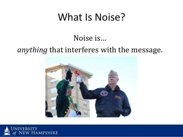 how to overcome semantic noise