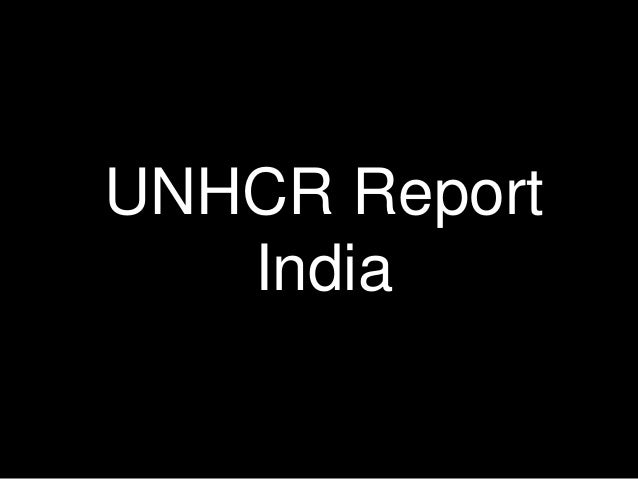 UNHCR Report India