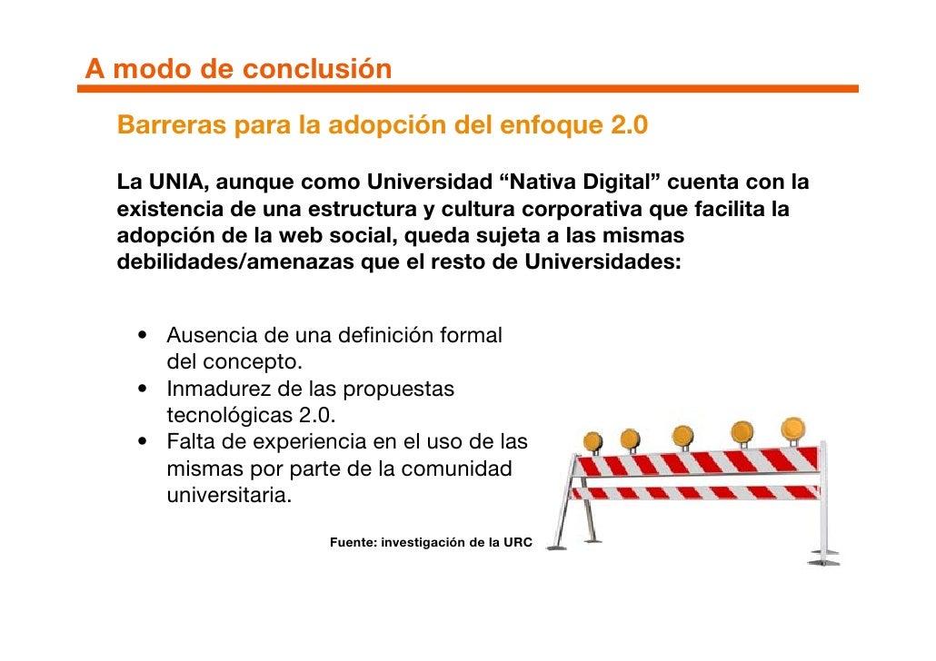 """A modo de conclusión    Alternativas, soluciones y retos en nuestra apuesta   institucional    """"La elaboración de un progr..."""