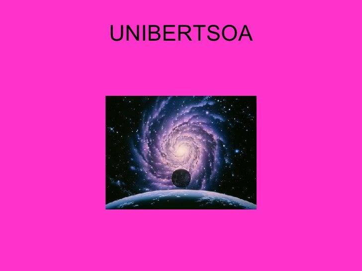 UNIBERTSOA