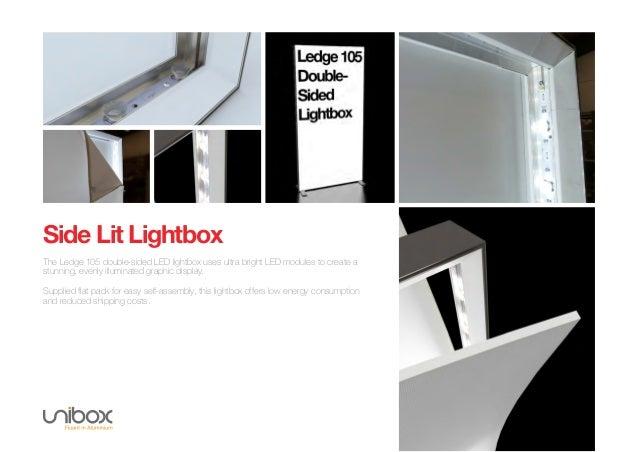 ... Attributes; 6. Side Lit Lightbox ...