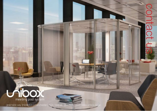 Unibox Meeting Pods