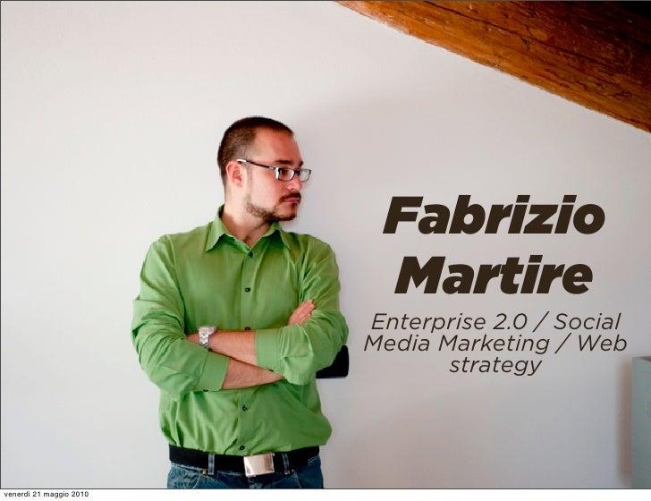 Enterprise 2.0 + social media marketing = social business? Slide 2