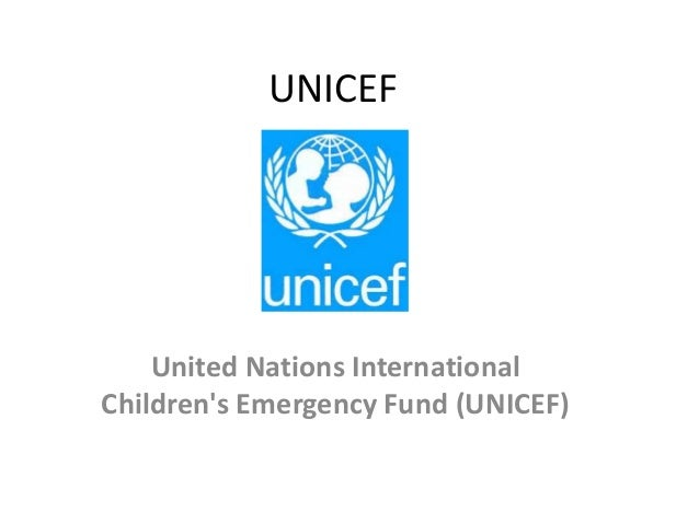a history of united nations international childrens emergency fund Unicef means the united nations children's fund it is an international organization that was founded on 11 december 1946 with the name of united nations international childre n's emergency fund.