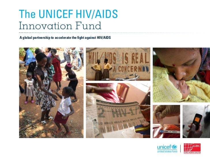 A global partnership to accelerate the fight against HIV/AIDS