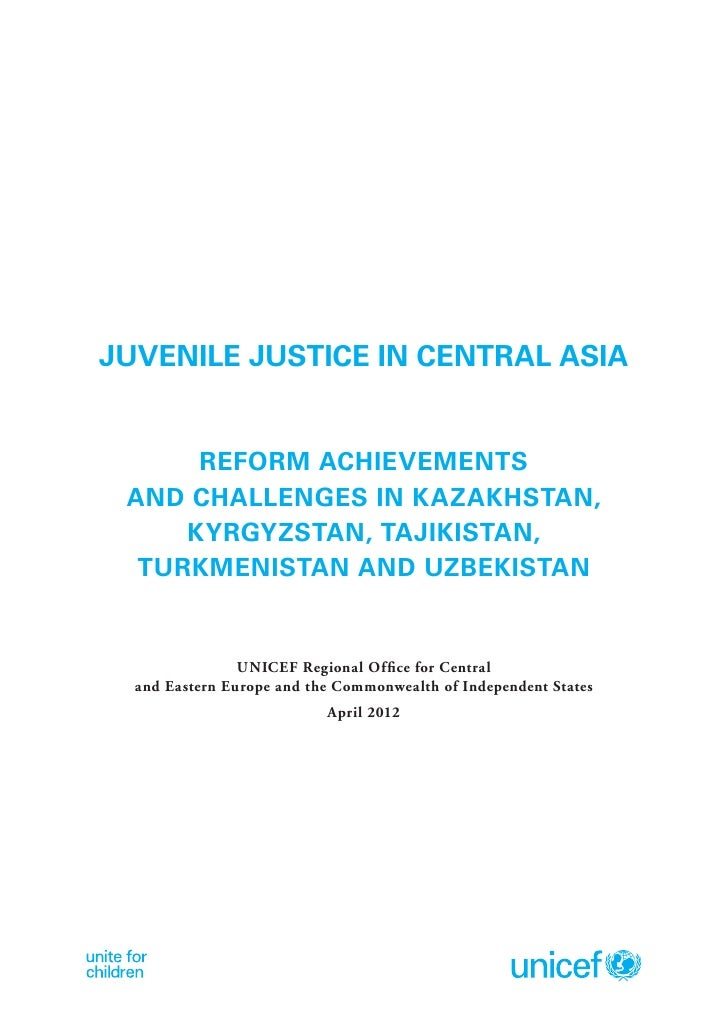 juvenile justice 3 13 general principles 3 14 how the manual is organized 4  juvenile justice system requires that the varying needs of children be assessed, that children in conflict.