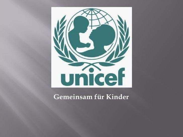 Gemeinsam für Kinder