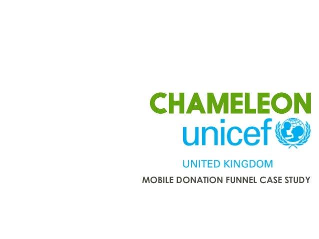 MOBILE DONATION FUNNEL CASE STUDY