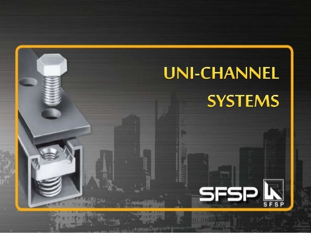 Channel SFSP's metal framing channel is manufactured according international standards. Lengths Standard length: 3000mm Fi...