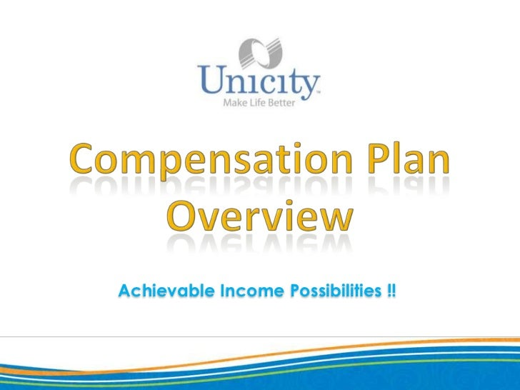 unicity india business plan